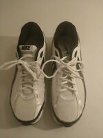NIKE Incinerate #431838 102 White Silver Black Sneakers Shoes Mens Size US 11