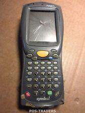 Symbol PDT8100 PDT8100-T5BA3000 Mobiles  Pocket PC POS Scanner CRACKED SCREEN