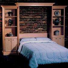"Fold Down Bed Mechanism Vertical Mount - Queen - 87-1/8"" (H) x 63-7/8"" (W)"
