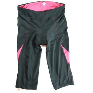 Pearl Izumi Select Size 2XL Women's Padded Cycling Compression Shorts