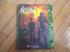 Changeling The Lost Lords of Summer HC NM