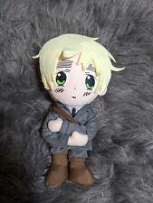 "Hetalia Axis Powers England Funimation Great Eastern 2008 Plush 8"" Anime"