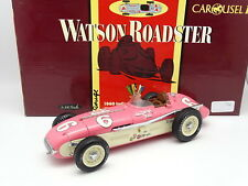 Carousel 1/18 - Watson Roadster Indy Car Indianapolis 1960 500 Winner Rathmann