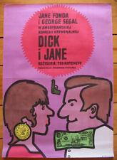 Fun with Dick and Jane - Mlodozeniec - Polish poster