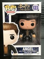 Pop! TV Buffy the Vampire Slayer: Angel #123 Funko Pop Vinyl [Damaged Box] #RARE