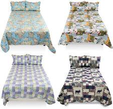 Édredons et couvre-lits lavable en machine polyester