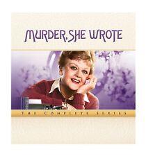 Murder She Wrote Series Season 1+2+3+4+5+6+7+8+9+10+11+12 DVD Box Set New Sealed