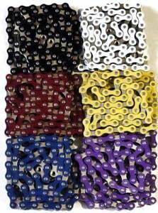 BMX Old school chain -6 colours
