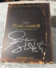 Pearl Harbor Autographed DVD By Josh Hartnett