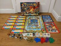 Talisman Magical Quest Game 3rd Edition Complete 1994 Board Game GW D&D Free P&P