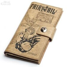 Anime Fairy Tail Natsu Dragneel Happy Wallet Purse gift for friend free shipping