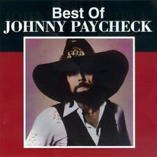 Johnny Paycheck - Best of 1 [New CD] Manufactured On Demand