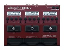 Zoom B3n Bass multi effects pedal