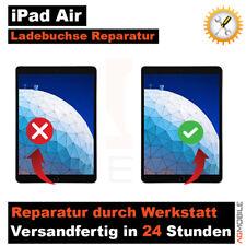 iPad Air REPARATUR Ladebuchse, Dock Connector, Lightning Anschluss Löten