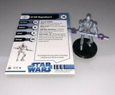 Miniaturas de Star Wars Clone Wars IG-100 Magnaguard #28 Battle Droid