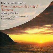 Beethoven - Piano Concertos Nos. 4 & 5 'Emperor' / Murray Perahia