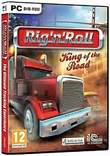 Rig 'n' Roll (PC DVD) BRAND NEW SEALED