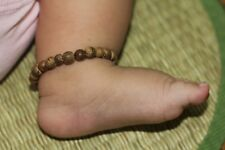 Viet Nam Natural High Oil Agarwood Aloeswood Bracelet for Baby