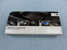 Original BMW MEDIA Snap-In Adapter iPhone 4/4s! Neuwertig! OVP! 8421229830802