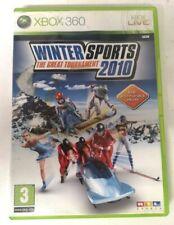 Winter Sports 2010 Microsoft Xbox 360 Spiel Kostenlose p&p