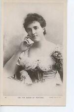 Vintage Postcard  Princess Amélie of Orléans Queen of Portugal