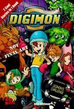 Digimon #04: Leomon's Challenge (Digimon Digital Monsters)