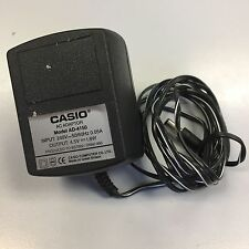 Casio Calculator Spare Parts - 4.5V AC Power Adaptor with UK 3 Pin Plug