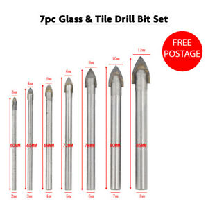 ceramic and set marble C1I7 glass Multifunctional drill bits For tiles