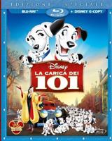 Disney La Carica Dei 101 Edizione Speciale Film Bluray Blu-ray Da Collezione