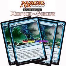 MTG 4 X MISDIRECTION - Descaminar - DD: Merfolk-Goblins ENGLISH MAGIC