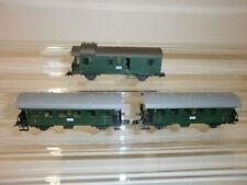 Roco Modellbahnen der Spur H0 Personenwagen-Konvolute