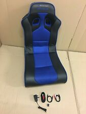 Used X-Rocker Bluetooth ,Adrenaline Chair ( No Arms,No Base No Panel)-RK27.