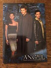Angel Season 1 Promo Card AP-1