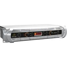 Behringer NU1000DSP iNUKE 1000W Class-D lightweight Power Amplifier Amp 2U w/DSP