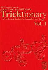 DVD:TRICKTIONARY - NEW Region 2 UK