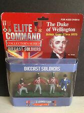 Elite Command Collectors Series, The Duke of Wellington, Diecast Soldiers