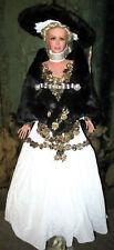 """Pristine Sable Rustie Doll Unique Designs Limited Edition COA 42"""" #059/750 2003"""