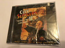 CITY SLICKERS II - THE LEGE... (Marc Shaiman) OOP Soundtrack Score OST CD SEALED