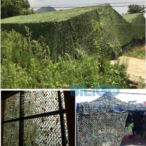 2mx3m New Oxford Fabric Camouflage Net/Camo Netting Hunting/Shooting Hide Army