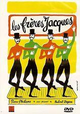 LES FRERES JACQUES /*/ DVD NEUF/CELLO