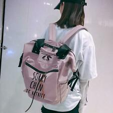 Kpop Exo Group Baekhyun Xiumin Student Handbag Backpack Clutch Bag