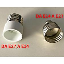 ADATTATORE PER LAMPADINA ATTACCO E27 O E14 A VITE A LED VTAC O INCANDESCENZA 2A