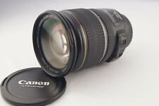 Canon EF-S 17-55mm 1:2 .8 IS USM canon Mount # 5365