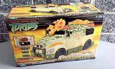 Playmates# Vintage Teenage  Mutant Ninja Turtles Tricera Tank Sealed Box