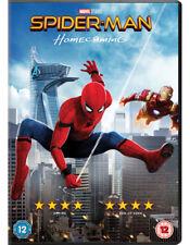 Spiderman - Homecoming DVD 2017 Marvel Studios