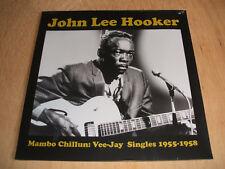 John Lee Hooker – Mambo Chillun : Veejay Singles 1955-1958 vinyl  mint / sealed