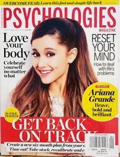 Psychologies Magazine Sept 2019 Ariana Grande Love Your Body FREE SHIPPING CB