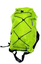 Ortlieb Light-Pack Two Waterproof Bicycle Backpack 25L, Lime Green