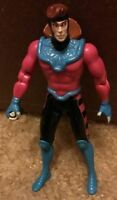 1992 Vintage Toy Biz Marvel Comics X-Men Gambit Action Figure