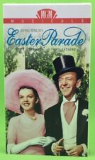 EASTER PARADE VHS 1948 Judy Garland Fred Astaire Peter Lawford Ann Miller Color